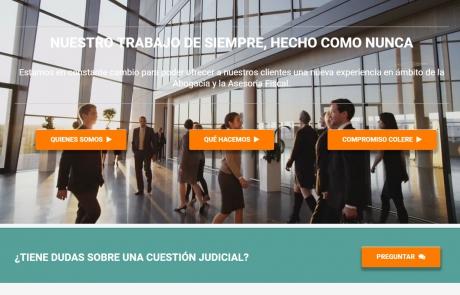 Alojamiento servido web Torrelavega Santander Cantabria